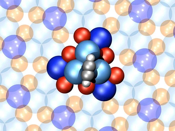 Sadece 16 Atomdan Oluşan Dünyanın En Küçük Motoru Geliştirildi