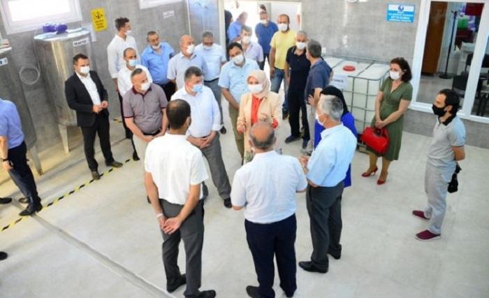 Kimya Üretim Atölyesi Hizmete Açıldı