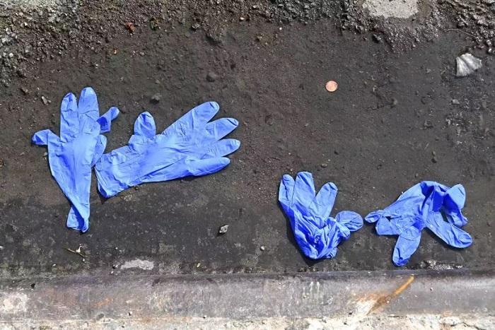 Koronavirüs Yüzünden Plastik Atık Sorunu Arttı