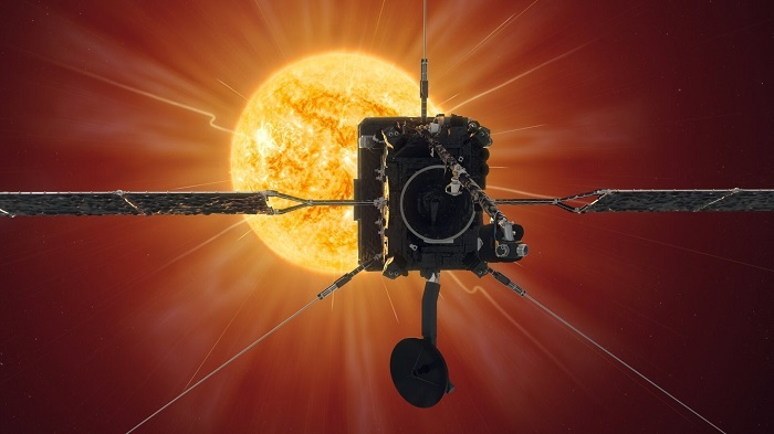 Solar Orbiter Güneş'e İlk Yakınlaşmasını Fotoğraflamayı Başardı