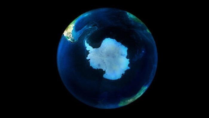 Güney Kutbunda Aşırı Isınma
