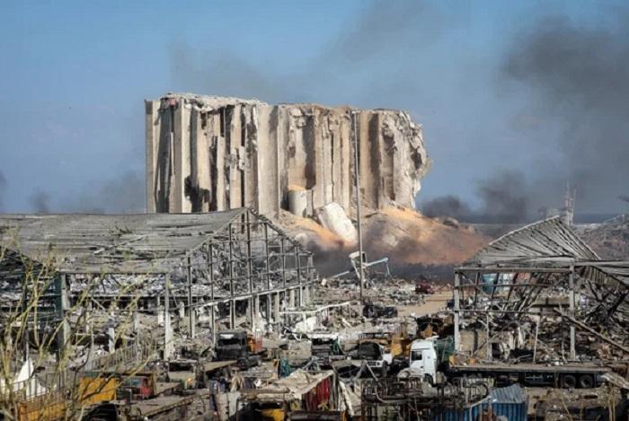 Beyrut'ta Patlayan Amonyum Nitrat Nedir?