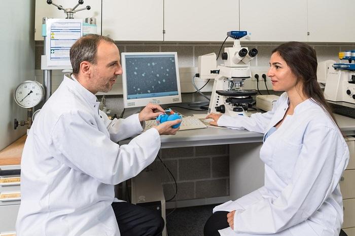 Güvenli Nano-Taşıyıcı, İlaçları Doğrudan Hücrelere İletecek
