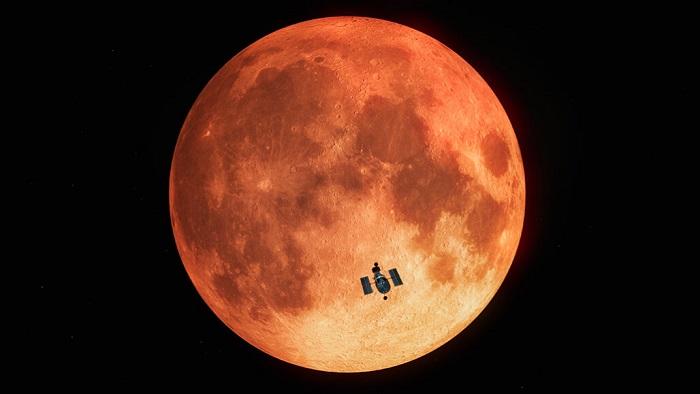 Hubble Uzay Teleskobu Uzaylıların Perspektifinden Dünya'yı Görmek için Bir Ay Tutulması İzledi