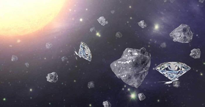 Karbon Bakımından Zengin Dış Gezegenler Elmastan Yapılmış Olabilir