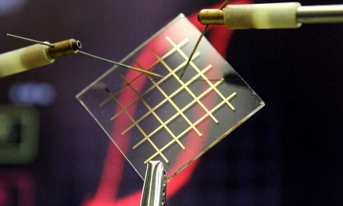 Transparan Elektronikler için Bir Yapıtaşı: Nylon