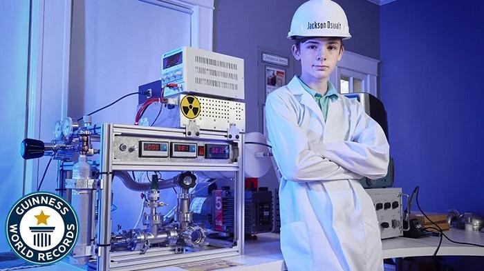 ABD'de Bir Ortaokul Öğrencisi, Çalışan Bir Füzyon Reaktörü Üretti