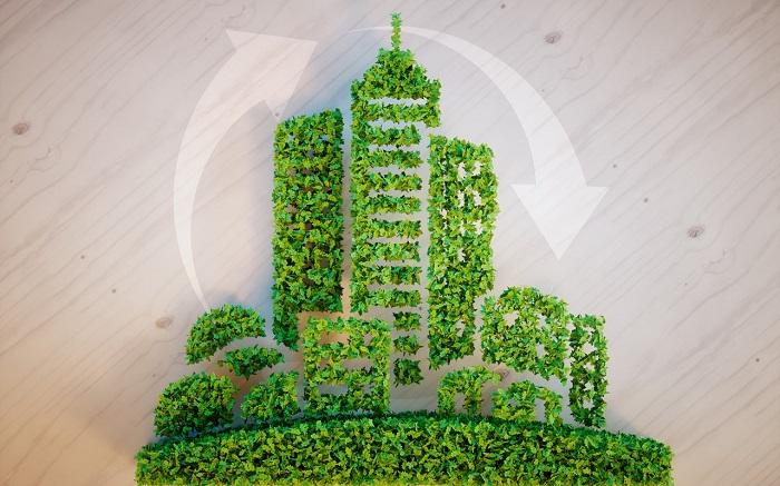 Atık Bitki Liflerinden ve Geri Dönüştürülmüş PVC Atıklarından Üretilen 'Yeşil' Tuğlalar ve İnşaat Malzemeleri