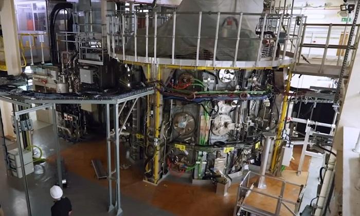 İngiltere, Güneş'i Dünyaya Getirecek Nükleer Füzyon Reaktöründe İlk Plazmayı Üretti