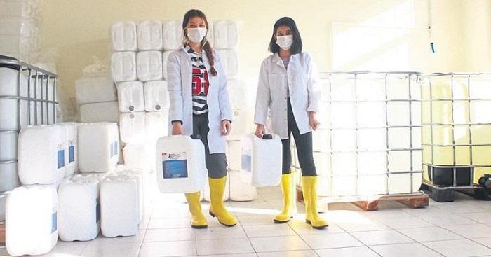 Antalya'daki Kimya Meslek Liseleri Fabrika Gibi
