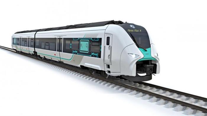Demiryolu Ulaşımında Yeni Bir Çağ: Hidrojen Çağı