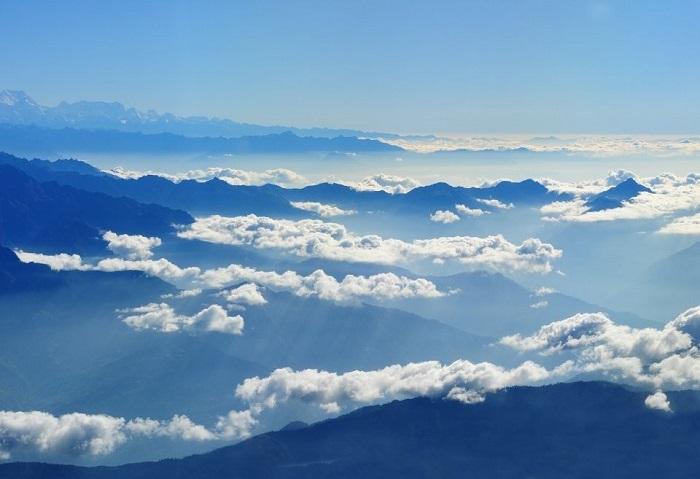 Doğal 'Himalaya Aerosol Fabrikası' İklimi Etkileyebilir!