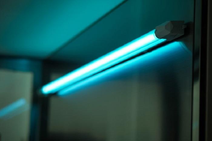 Morötesi Işık Yayan LED Lambalar, Koronavirüsü Öldürüyor