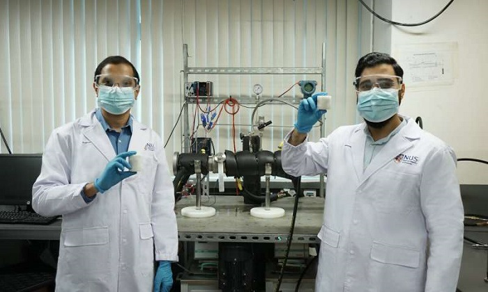 Mühendisler Doğal Gazı Depolamanın Hızlı ve Güvenilir Yolunu Keşfetti