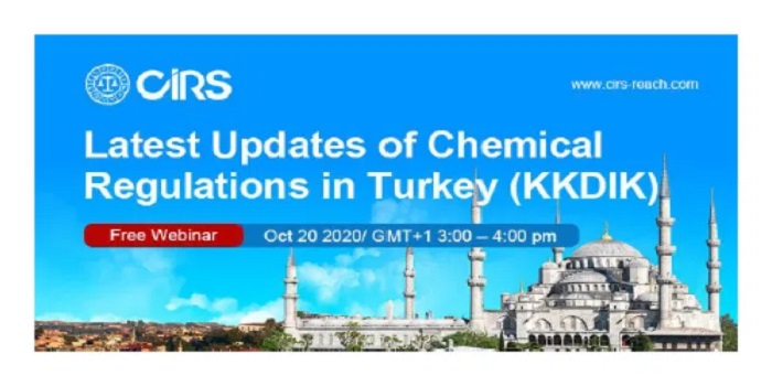 Türkiye'de Kimyasal Regülasyonlar ile İlgili Yeni Gelişmeler (KKİDK)
