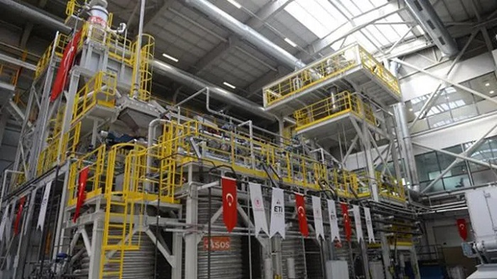 Türkiye'nin İlk Lityum Üretim Tesisi Açıldı