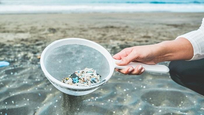 Üretilen Nano Plastikleri Etiketlemek ve Takip Etmek için Yeni Bir Yöntem Bulundu