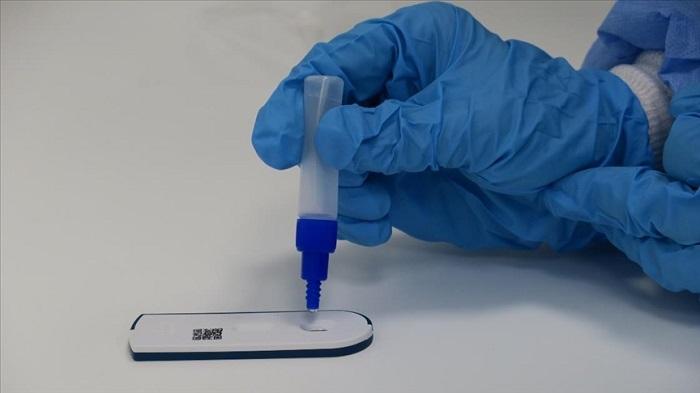 Yerli Firma Kovid-19 Antijen Testi Üretti, 20 Ülkeye İhraç Etti