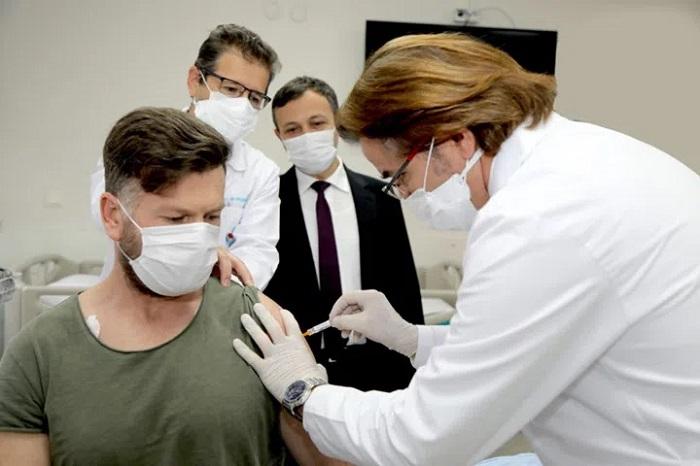 Yerli Koronavirüs Aşısının Faz 1 Çalışmaları Tamamlandı
