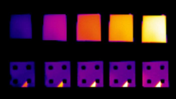 Bu Malzeme Kızılötesi Kameralardan Nesneleri Kamufle Edebilir