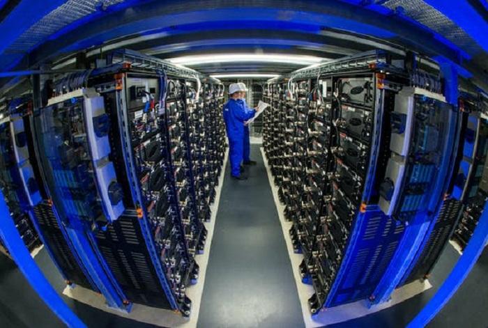 Büyük Pil Depoları Geleceğin Enerji Depoları Olabilir