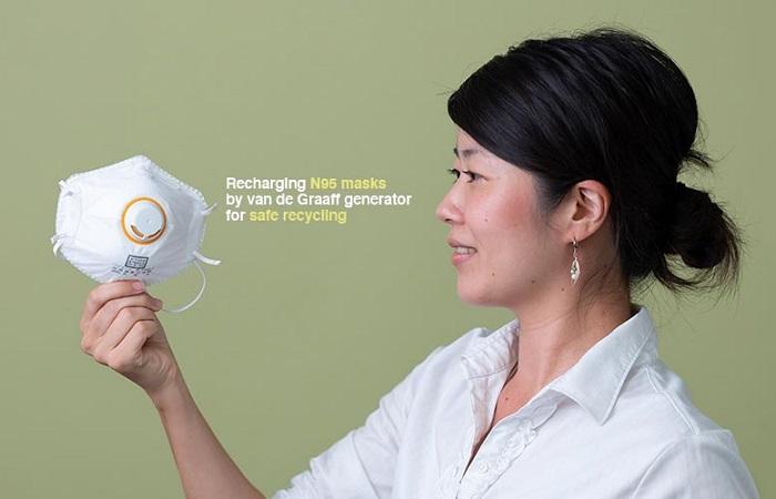 COVID-19 Talebini Karşılamak için N95 Maskelerini Yeniden Kullanabilmenin Yeni Yöntemi