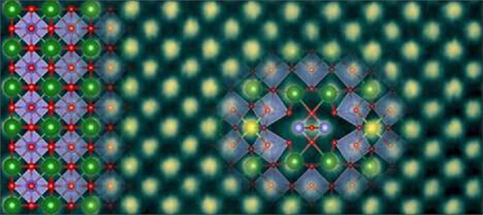 Kristal Yapıların İletkenliğinin Görünürlüğü 10 Milyon Kat Arttırıldı