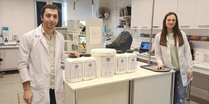 Namık Kemal Üniversitesi'nde Günde 50 Ton Dezenfektan Üretiliyor