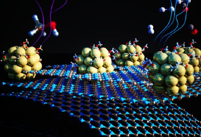 Yaygın Nikel ile Hidrojen Enerjisi Yapmak