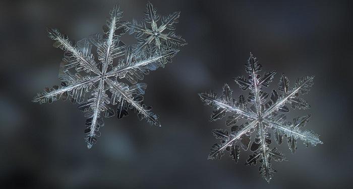 Kar Kristallerinin Kimyası