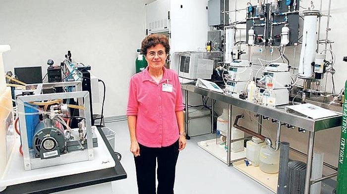 Nasa Projeleri Prof. Dr. Berrin Tansel'e Ödül Getirdi