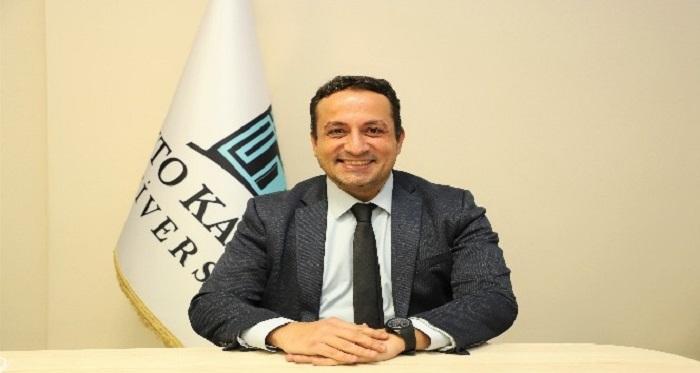 Prof. Dr. Hüseyin Bekir Yıldız Buluşuna Patent Aldı