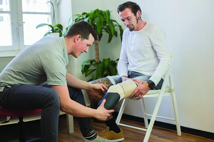 Protez Teknolojisi Kompozit Bir Malzeme ile Yeniden Tanımlanıyor