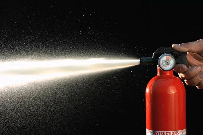 Yangın Söndürme Tüplerindeki Büyük Hile Uzmanlar Tarafından Açıklandı