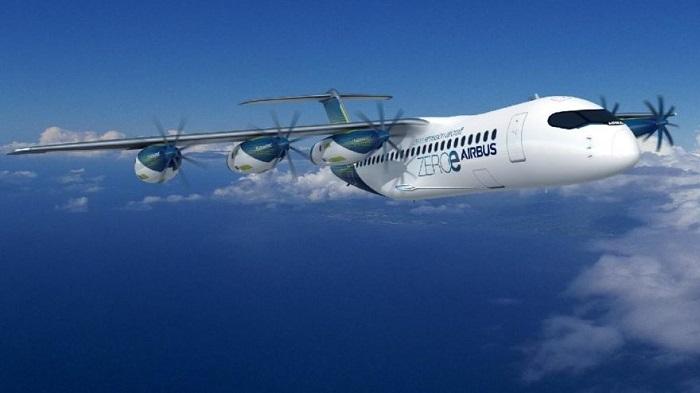 Airbus Hidrojen Yakıtlı Uçak için Çalışıyor