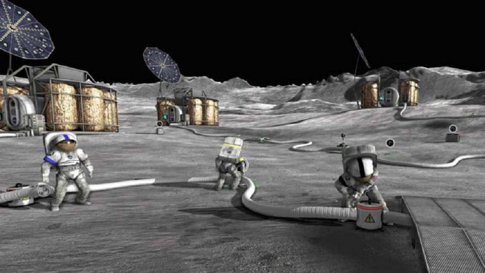Balık Yetiştiriciliği Ay'da Astronotların Gıda İhtiyacını Karşılayabilir