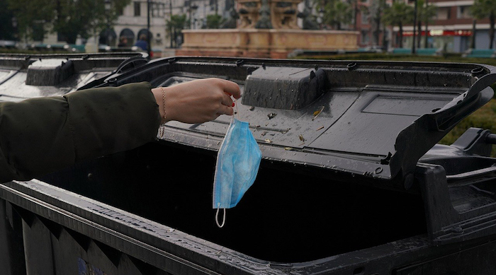 Biyolojik Olarak Parçalanabilen Maskeler Plastik Atık Artışını Azaltmaya Yardımcı Olabilir