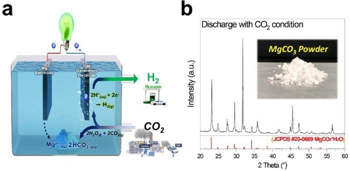 Karbondioksiti Tutarken Elektrik ve Hidrojen Üreten Yeni Pil Sistemi Geliştirildi
