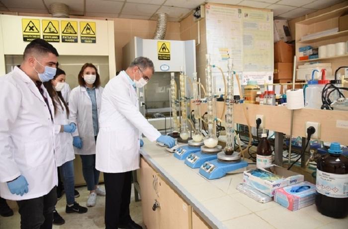 Selçuk Üniversitesi Kimya Bölümü, Kanser Tedavisi için Çalışıyor