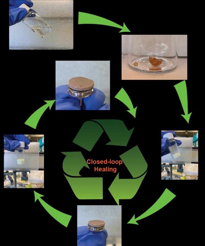 Sudaki Petrol Sızıntılarını Temizlemek için Geri Dönüştürülebilir, Biyoplastik Membranların Kullanılması