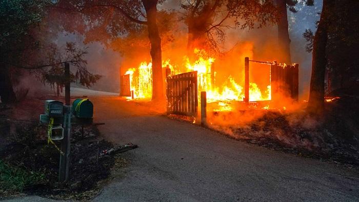 Yangın Sonrası Su Borularının Yaydığı Tehlike