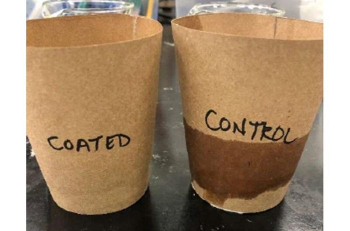 Yeşil Kimyaya Bir Örnek: Biyouyumlu ve Biyobozunur Kağıt Kaplama
