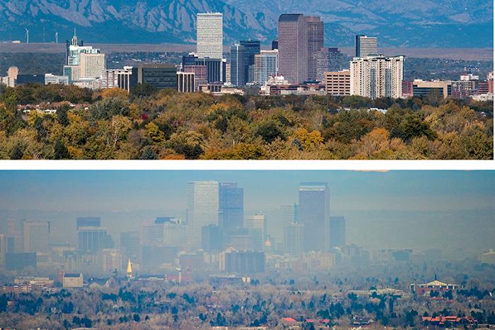 Bilim İnsanları Hava Kalitesi Tahminlerini Geliştirmek için Derin Öğrenmeye Yöneldiler