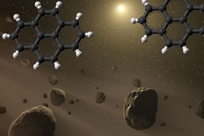 Bilim İnsanları Uzaydaki Yaşamın Yapı Taşlarını Oluşturmayı Keşfetti