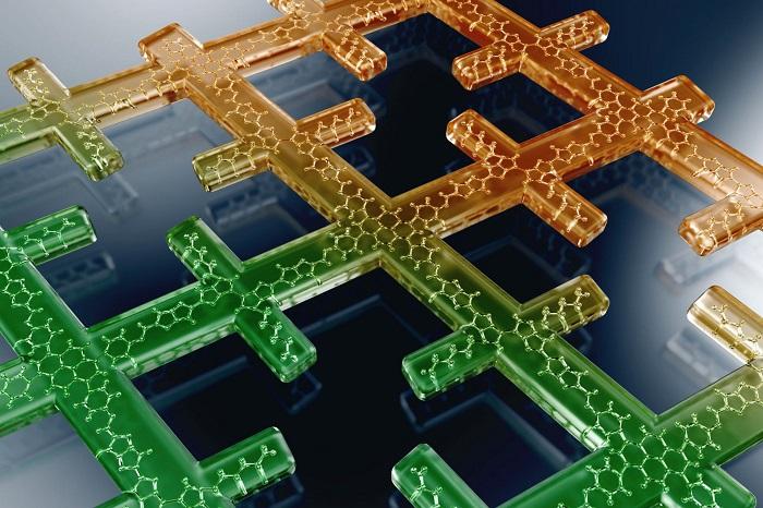Elektrik ile Renk Değiştiren Yeni Elektrokromik Malzeme