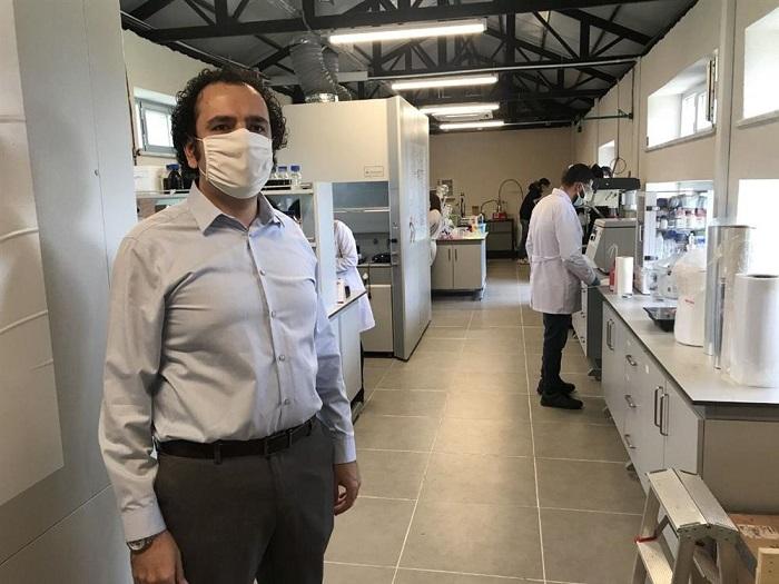 GTÜ Dr. Öğr. Üyesi Mahmut Akşit Türkiye'de Termoelektrik Malzemeler Geliştirmek için Çalışmaya Başladı
