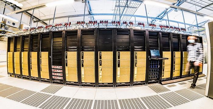 İsveç'in Yapay Zeka için En Hızlı Süper Bilgisayarı Şimdi Devrede