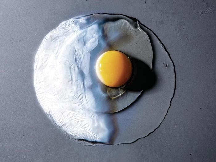 X-Ray Işınında Yumurta