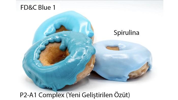 Yiyeceklerin Rengini Doğal Yollarla Mavi Yapabilecek Bir Yöntem Geliştirildi