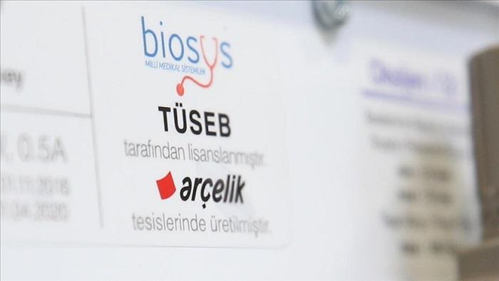 Arçelik ve Biosys, Bio2flow Yüksek Akış Oksijen Terapisi Cihazını Üretti